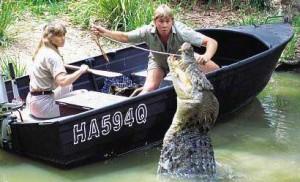 Жизнь и смерть Стива Ирвина - «охотника за крокодилами»