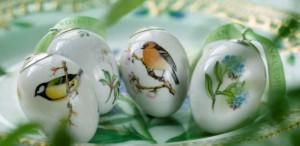 Народные секреты украшения пасхальных яиц