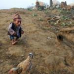 Чандра Данги из непальской деревни — самый маленький человек на планете.