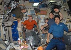 В меню космонавтов теперь будут грибы по-старорусски.