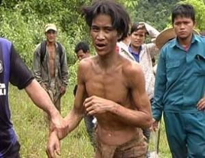 В джунглях Вьетнама найден Маугли