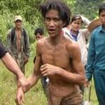 В джунглях Вьетнама найден Маугли. + Видео
