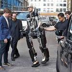 Биоробот Рекс стал первым в мире бионическим человеком. Видео.