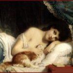 Дамы любят домашних животных больше, чем кавалеров.