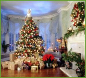 Об истоках традиции устанавливать в домах Новогодние ёлки
