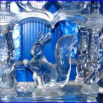 Ледяные скульптуры — настоящая сказка наяву! Красивые фото