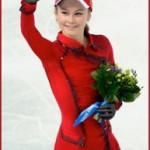 Олимпийская чемпионка Юлия Липницкая – уральский самоцвет. Фото. Видео