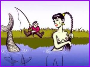 Почему так живучи мифы о русалках?