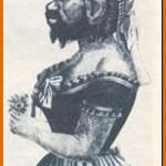 Бородатая женщина Юлия Пастрана. Интересные фото.