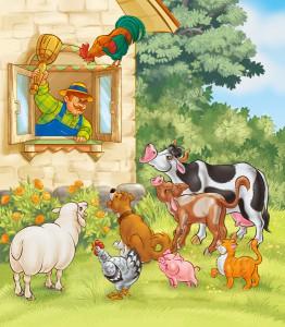 « Ферма соседи » отзыв. Игра с заработком денег.
