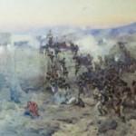 500 русских против 40 000 персов (часть I).