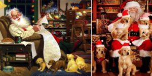 Как встречать Новый год Желтой Земляной Собаки?
