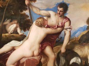 Миф о прекрасном Адонисе, или почему зима всегда сменяет лето