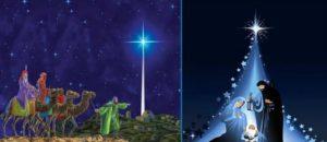 Почему верхушку ёлки украшают звездой?