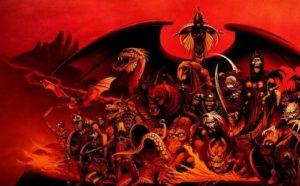 Кого дьявол выберет в свои подручные?
