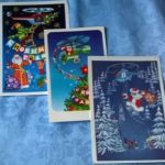 История нашей страны в новогодних открытках (часть2)